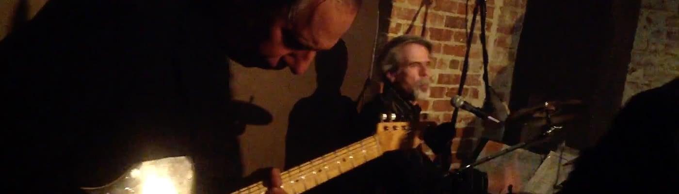 Ken McGloin and Jon Bates from the Jon Bates Band