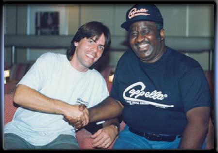 Jon Bates and Bernard Purdie