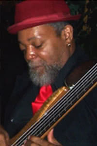 Bill Dotts - Bass Guitar
