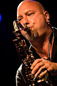 John Isley - Sax - The Jon Bates Band