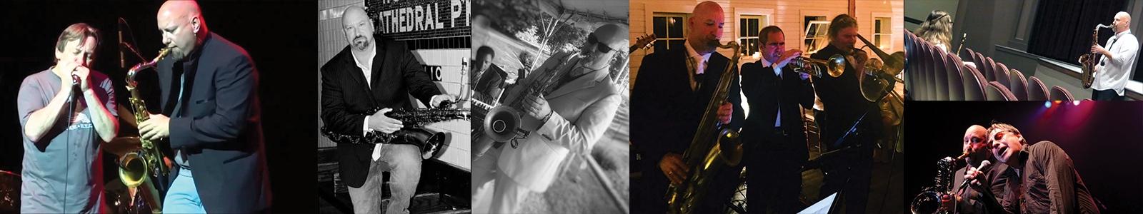 Jon Isley-Saxophone-The Jon Bates Band