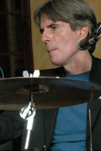 Jon Bates - Drums