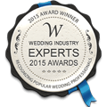 Wedding Industry  EXPERTS Award 2015